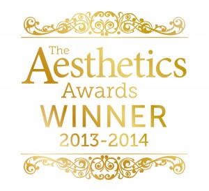 Aesthetic Award Winner 2013 - 2014, Dermaroller