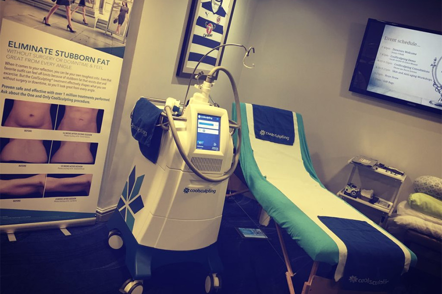 CoolSculpting from Aspire Clinic