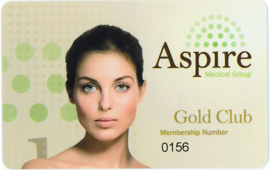Clubcard for Aspire Clinic