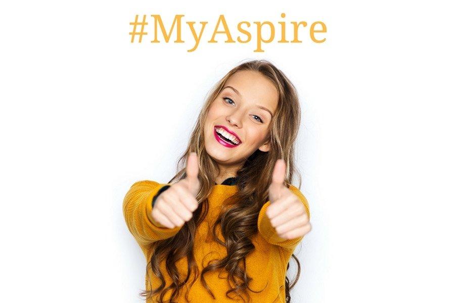 Launching Aesthetics Awards Social Media Campaign #MyAspire