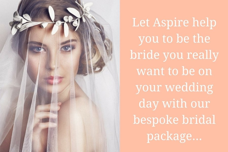 Aspire Launces Bespoke Bridal Package