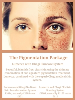 Pigmentation Package