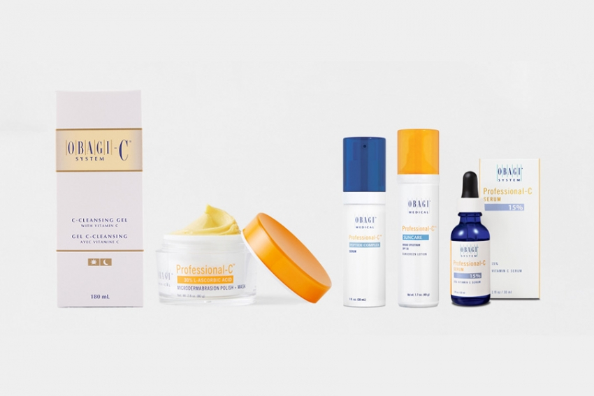 Skincare at home…all you need is Vitamin C