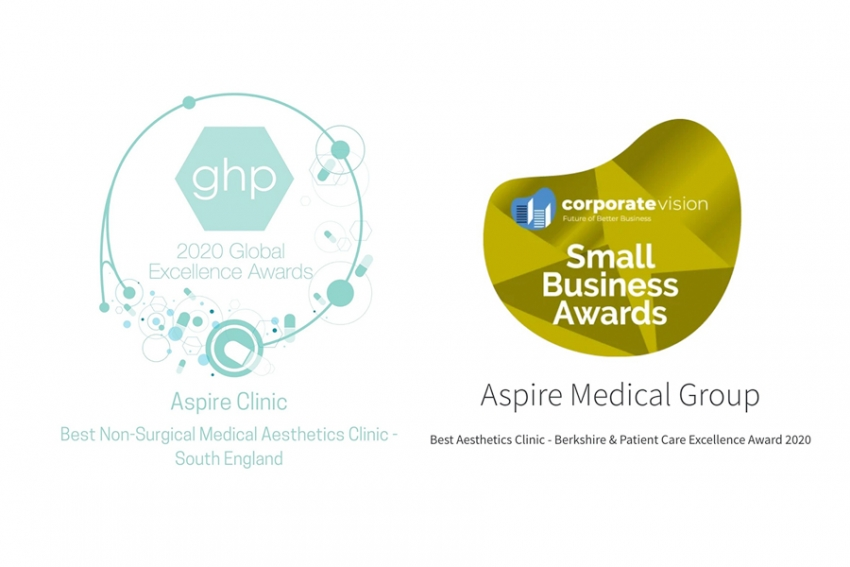 Aspire Clinic Named Best Clinic Twice!