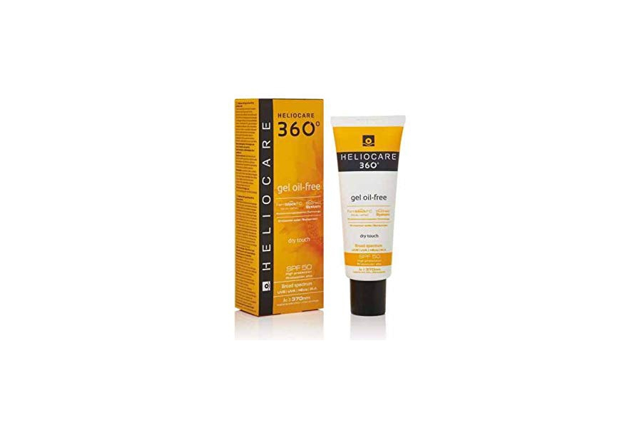 Heliocare 360 Oil Free Gel SPF 50 - Bronze