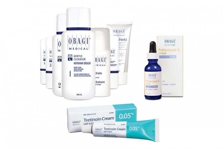 Ultimate Nu-Derm Package + 2 Obagi Peels