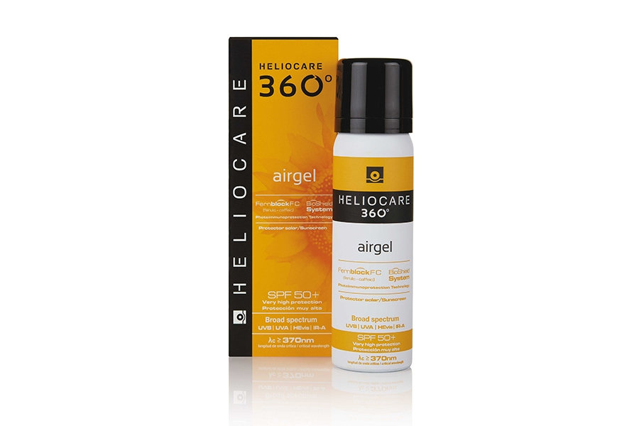 Heliocare 360 Air Gel SPF 50 - No Colour