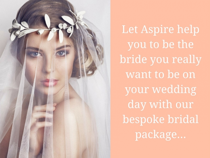 Aspire Launces Bespoke Bridal Package