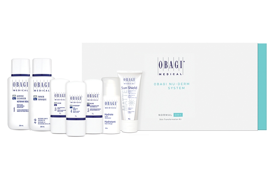 Obagi Nu-Derm Skin Transformation System - Normal to Dry