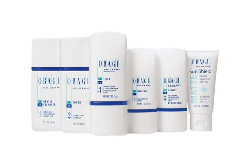 TRIAL SIZE - Obagi Nu-Derm Skin Transformation System - Normal to Oily